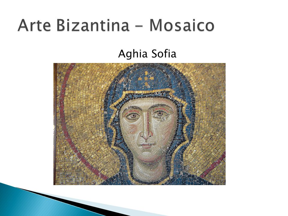 Arte Bizantina - Mosaico