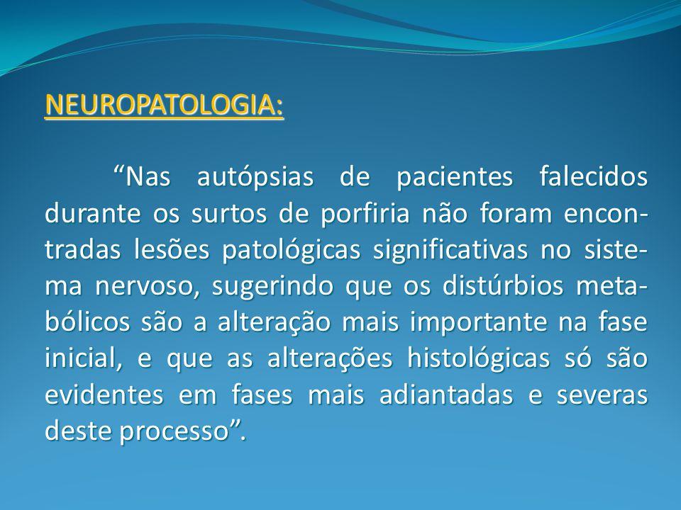 NEUROPATOLOGIA: