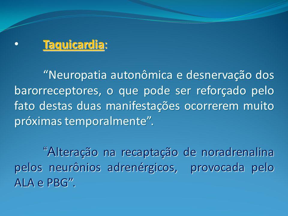 Taquicardia: