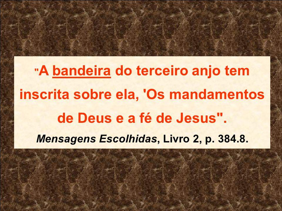 Mensagens Escolhidas, Livro 2, p. 384.8.