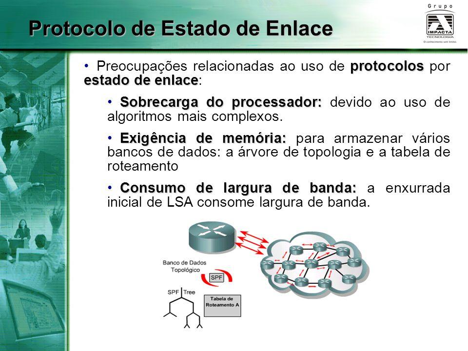 Protocolo de Estado de Enlace