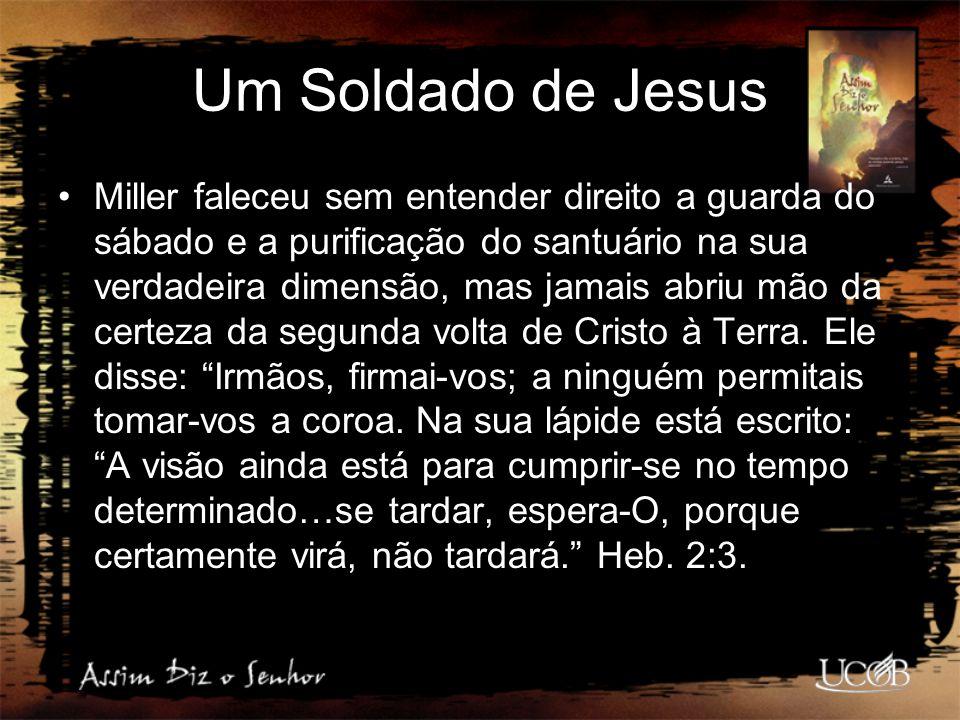 Um Soldado de Jesus