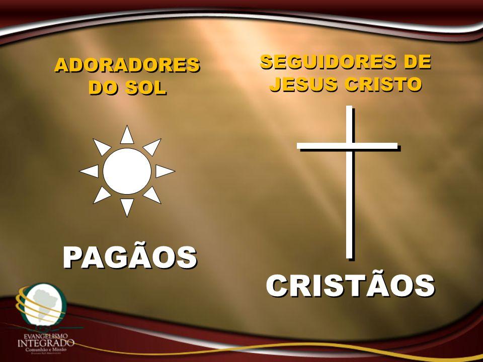 SEGUIDORES DE JESUS CRISTO