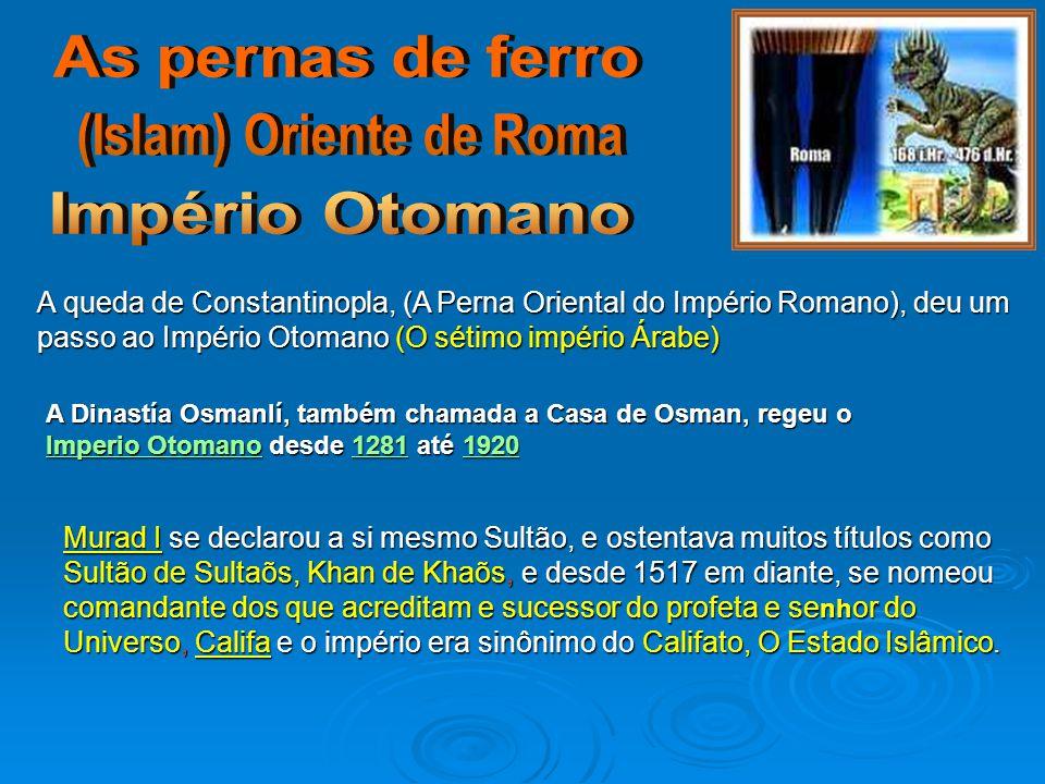 (Islam) Oriente de Roma