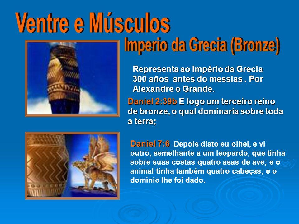 Imperio da Grecia (Bronze)