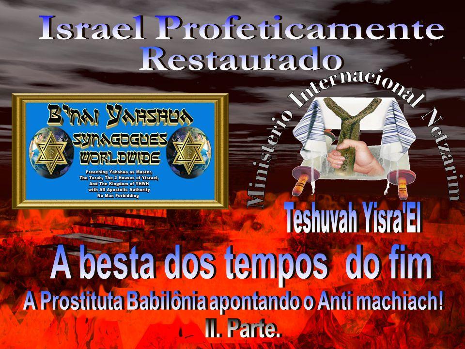 Israel Profeticamente