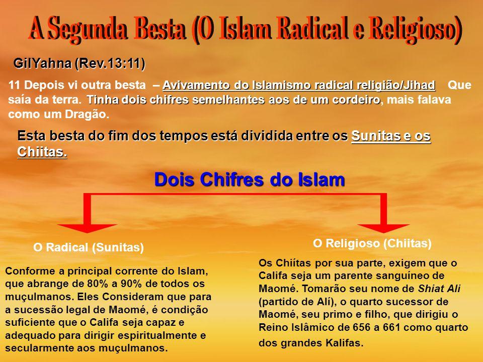 A Segunda Besta (O Islam Radical e Religioso)