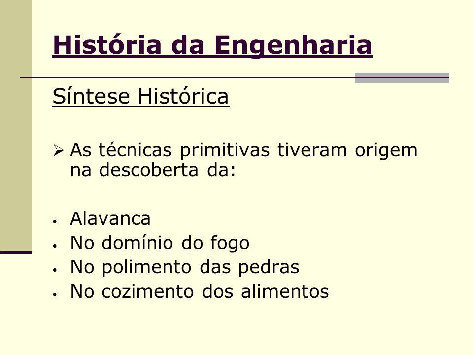 História da Engenharia