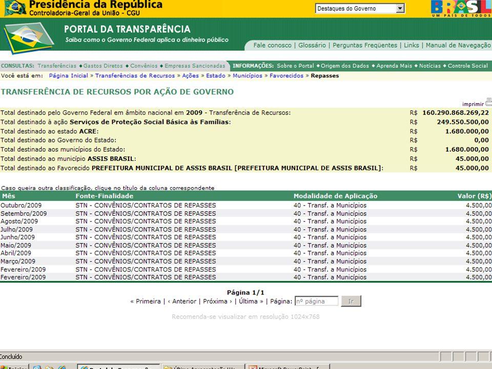 NO ULTIMO SLIDE DEIXAR CONTATOS DA CGU, DSDES…..