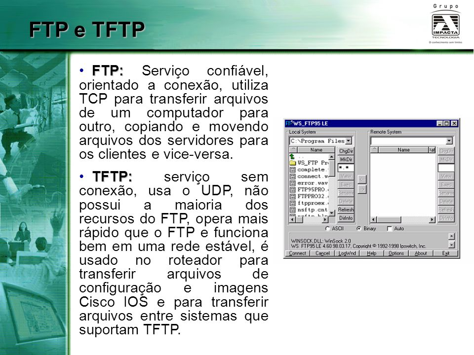 FTP e TFTP