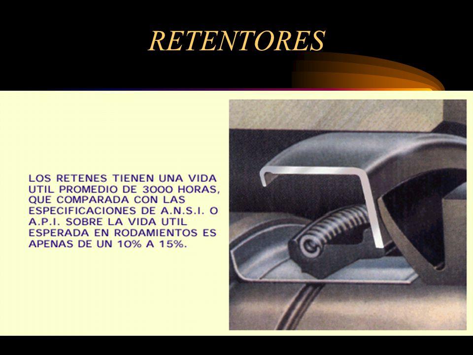 RETENTORES