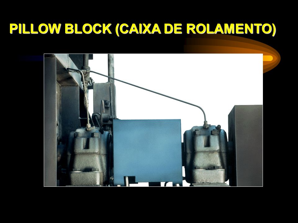 PILLOW BLOCK (CAIXA DE ROLAMENTO)