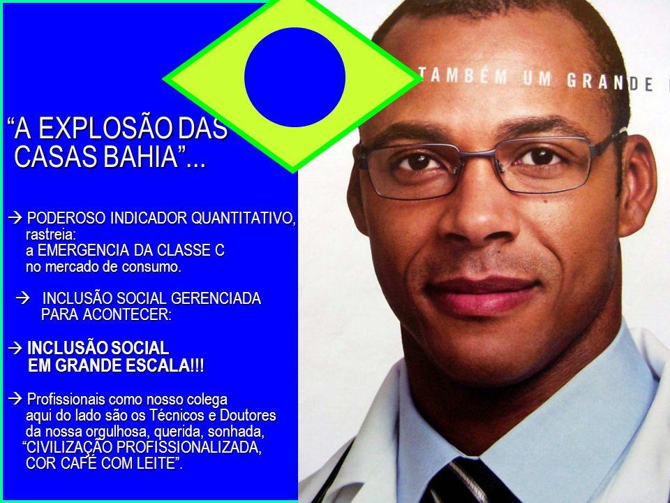A EXPLOSÃO DAS CASAS BAHIA