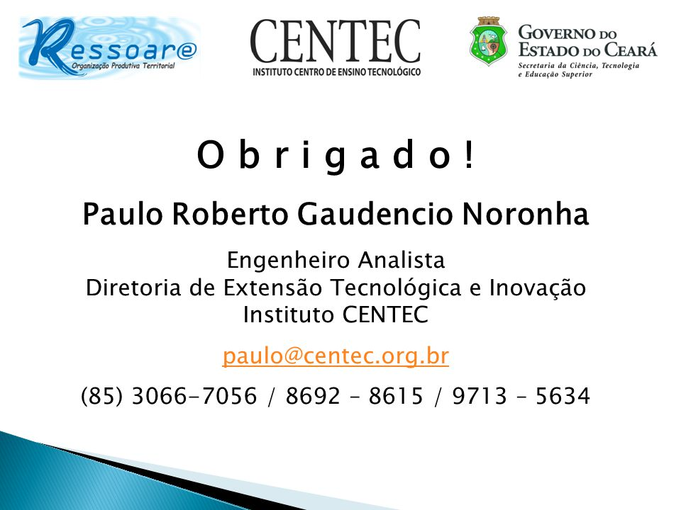 Paulo Roberto Gaudencio Noronha