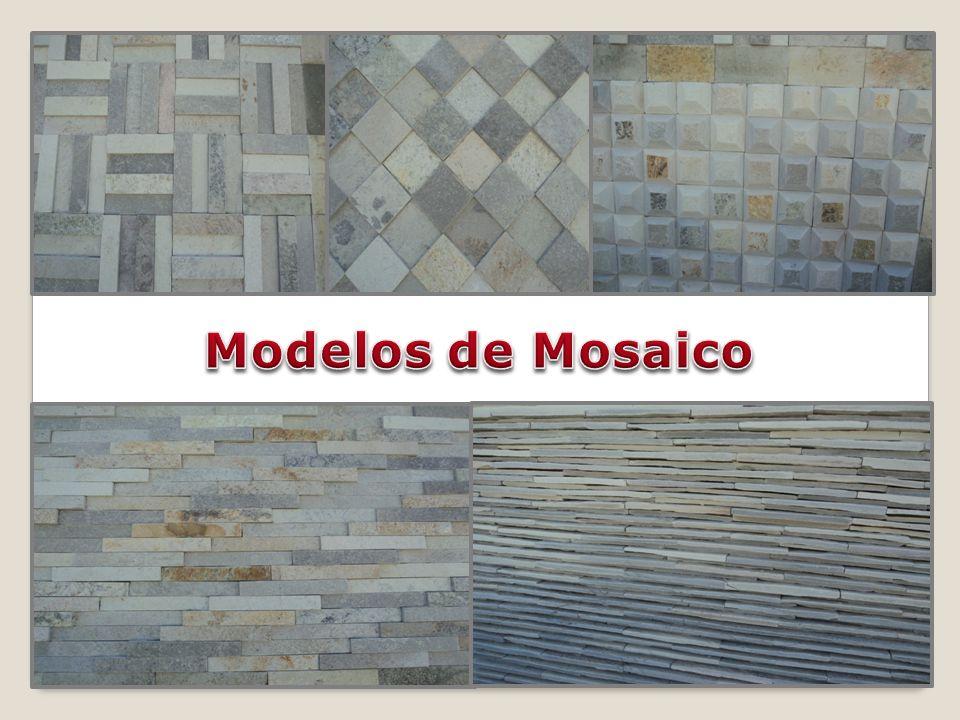 Modelos de Mosaico