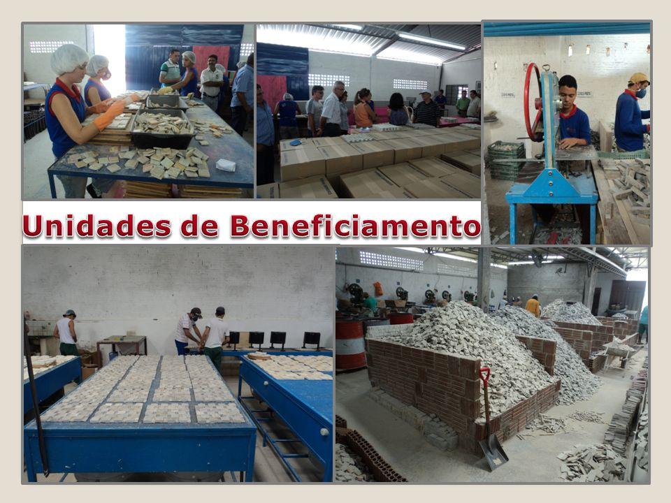 Unidades de Beneficiamento