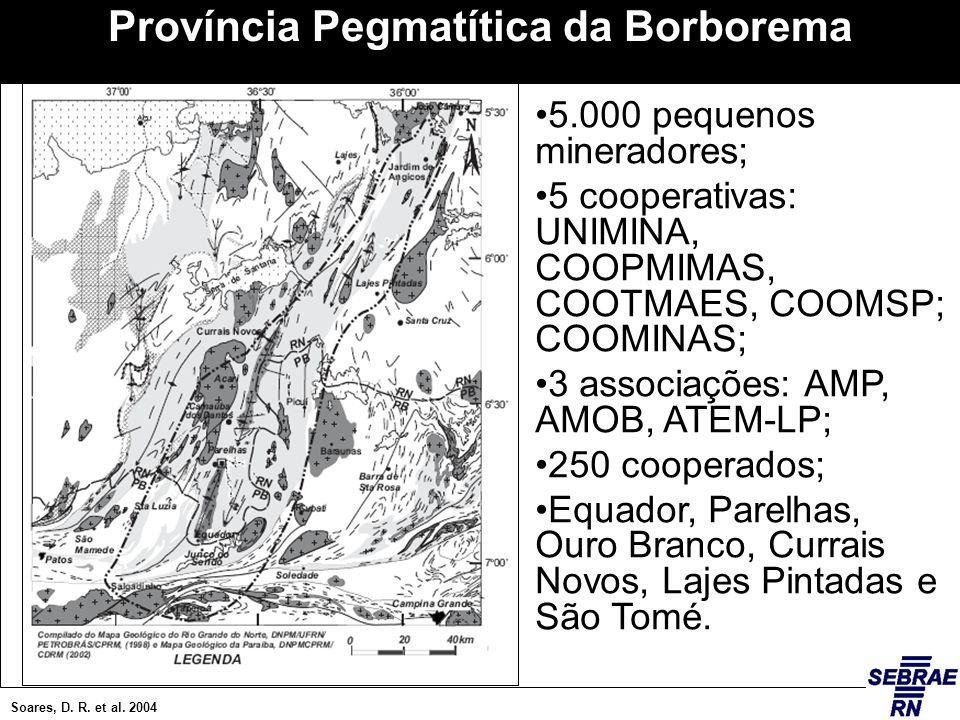 Província Pegmatítica da Borborema