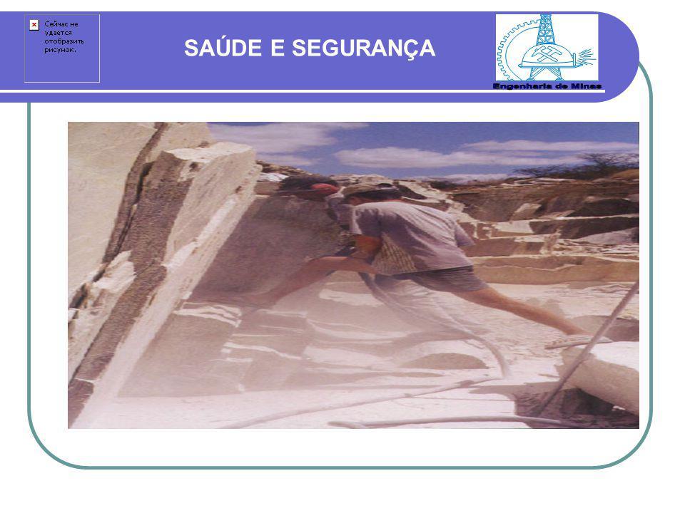 Engenharia de Minas SAÚDE E SEGURANÇA