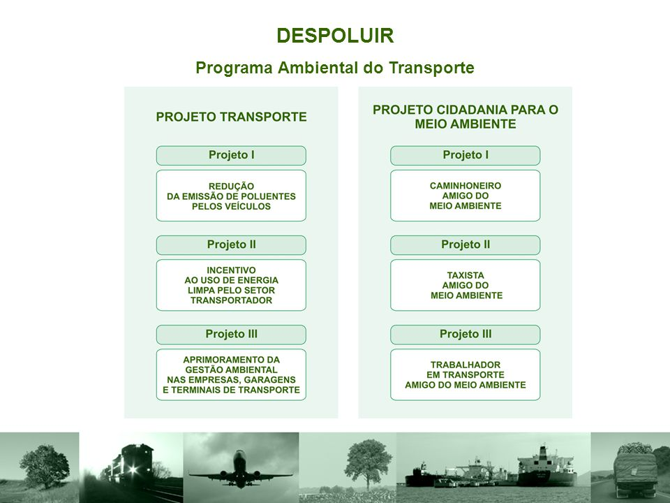 Programa Ambiental do Transporte