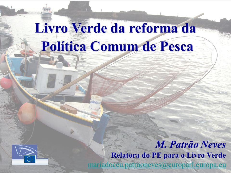 Livro Verde da reforma da Política Comum de Pesca