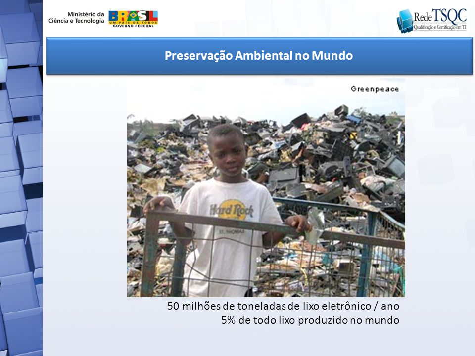Preservação Ambiental no Mundo
