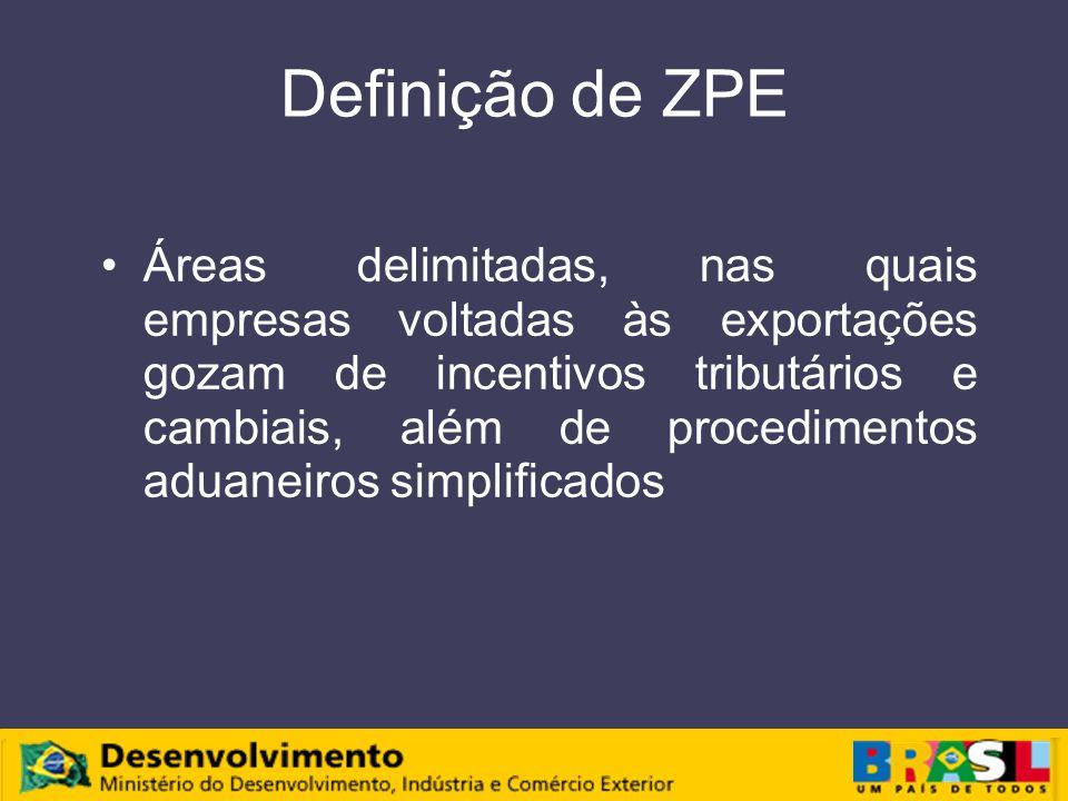 Definição de ZPE