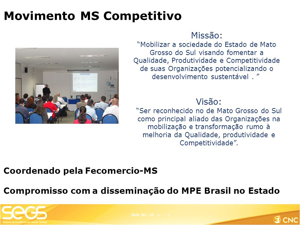 Movimento MS Competitivo