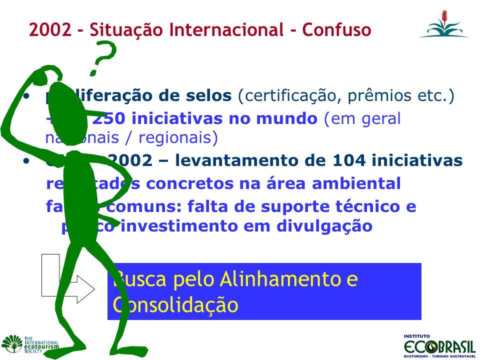 2002 - Situação Internacional - Confuso