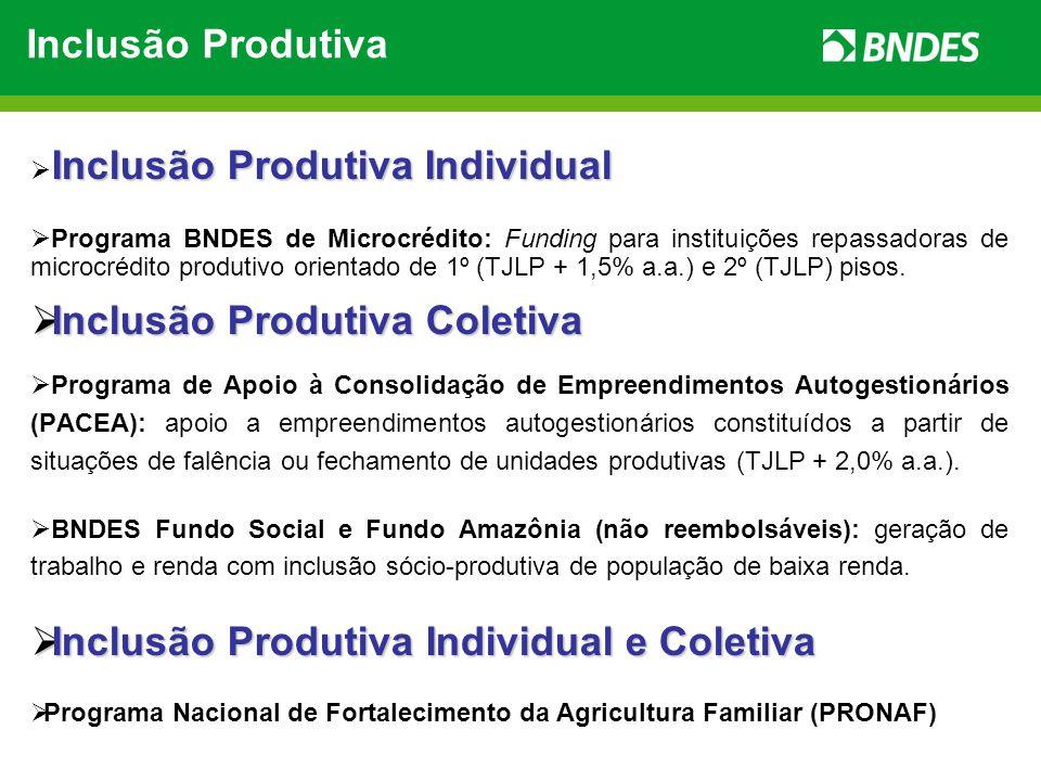 Inclusão Produtiva Coletiva