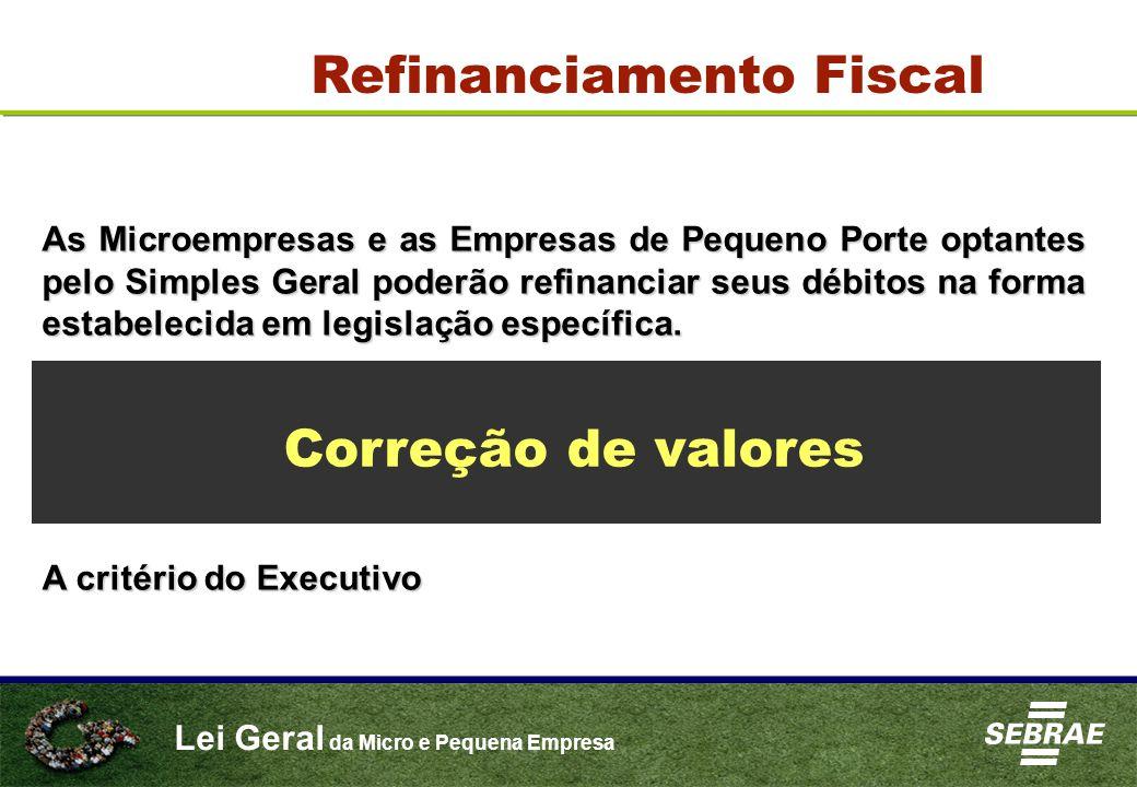 Refinanciamento Fiscal
