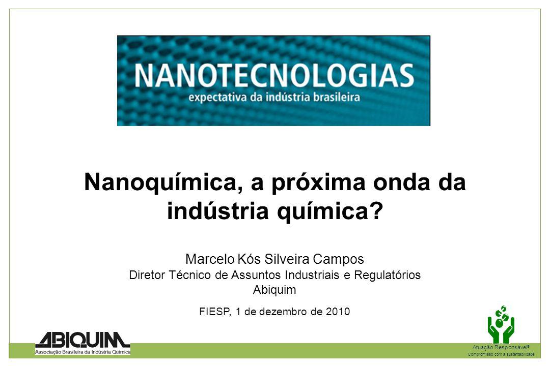 Nanoquímica, a próxima onda da indústria química
