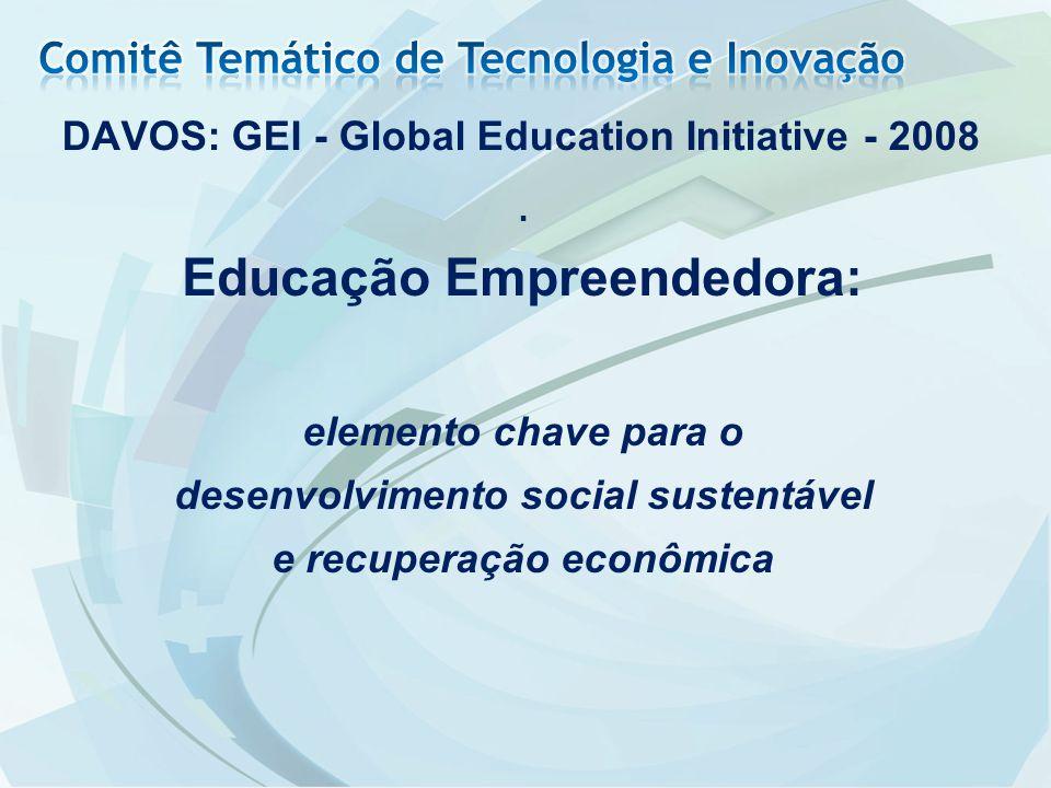 Educação Empreendedora:
