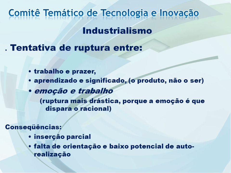 Comitê Temático de Tecnologia e Inovação