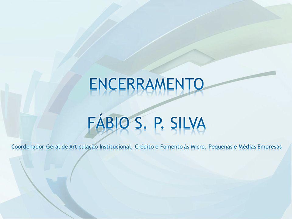 ENCERRAMENTO FÁBIO S. P. SILVA