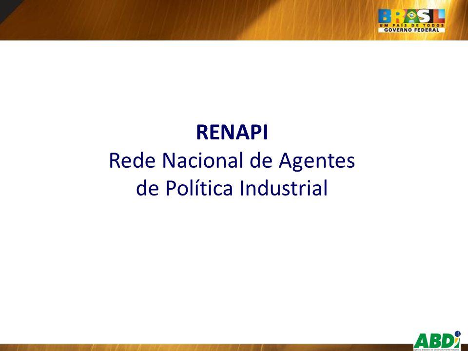 Rede Nacional de Agentes de Política Industrial