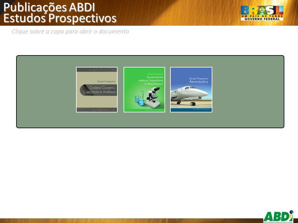 Publicações ABDI Estudos Prospectivos