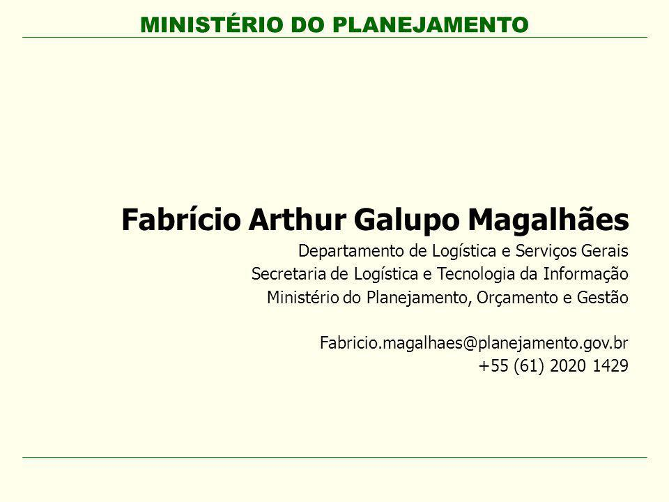 Fabrício Arthur Galupo Magalhães