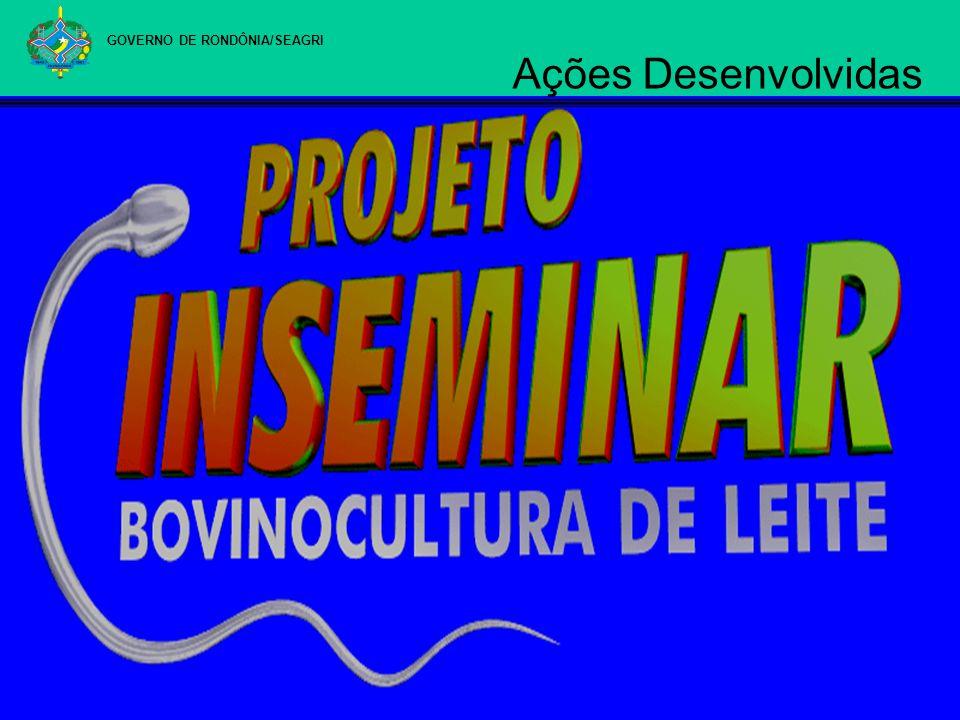 GOVERNO DE RONDÔNIA/SEAGRI