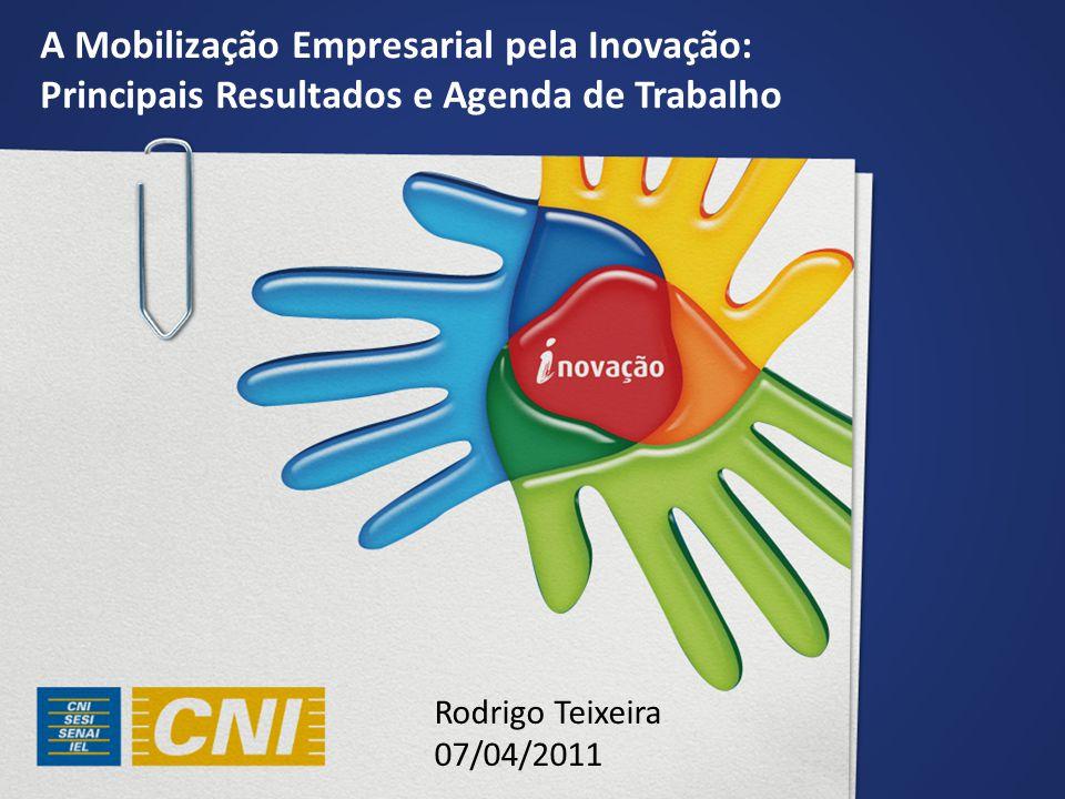 A Mobilização Empresarial pela Inovação: