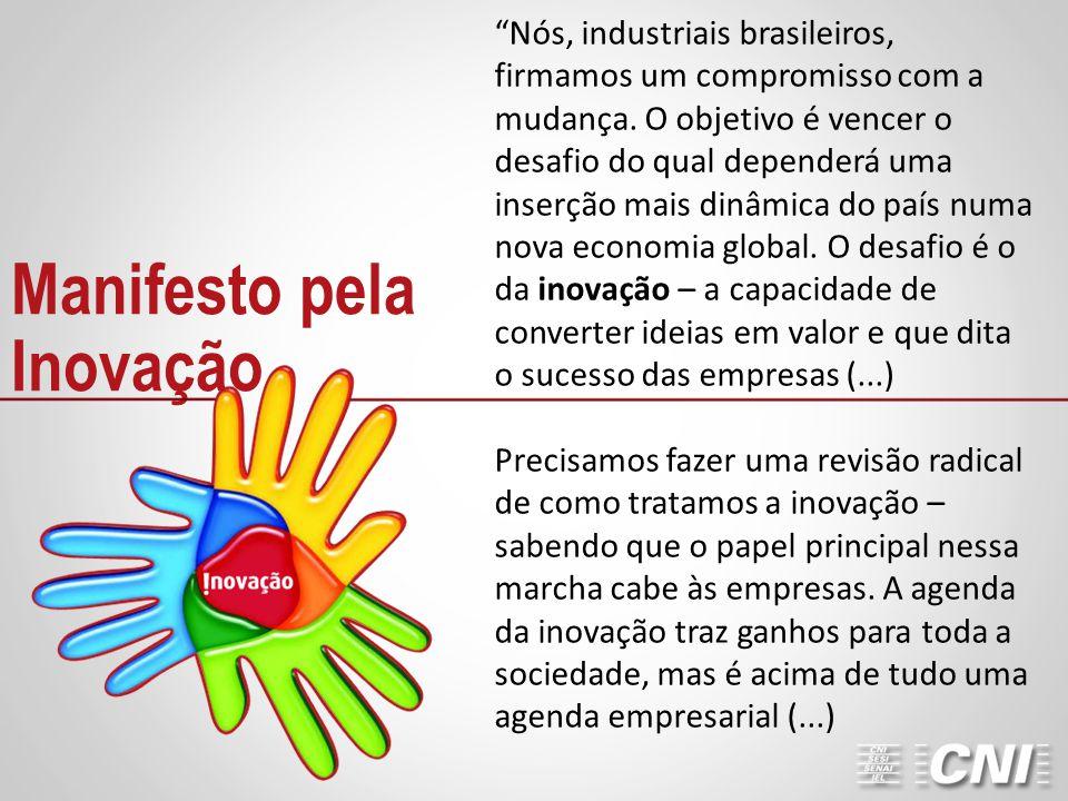 Manifesto pela Inovação
