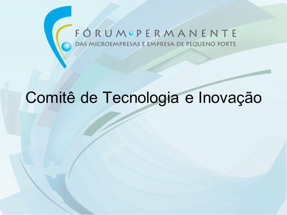 Comitê de Tecnologia e Inovação