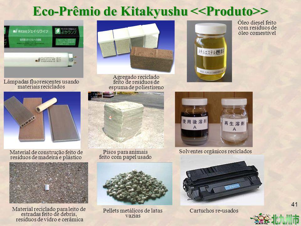 Eco-Prêmio de Kitakyushu <<Produto>>