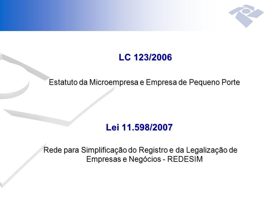Estatuto da Microempresa e Empresa de Pequeno Porte