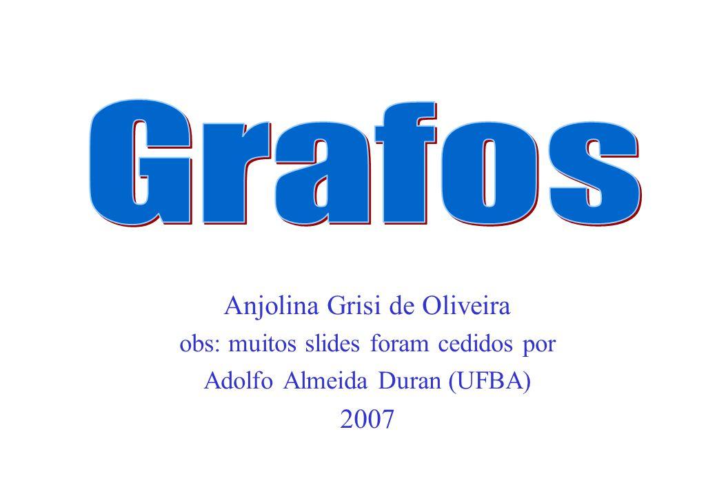 Grafos Anjolina Grisi de Oliveira 2007
