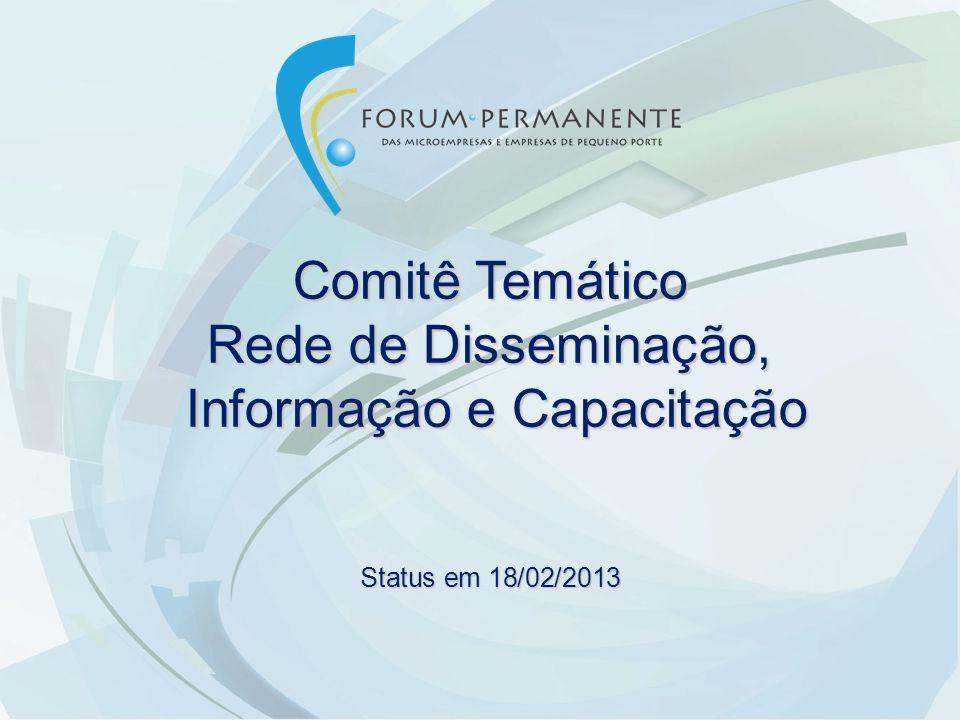 Informação e Capacitação