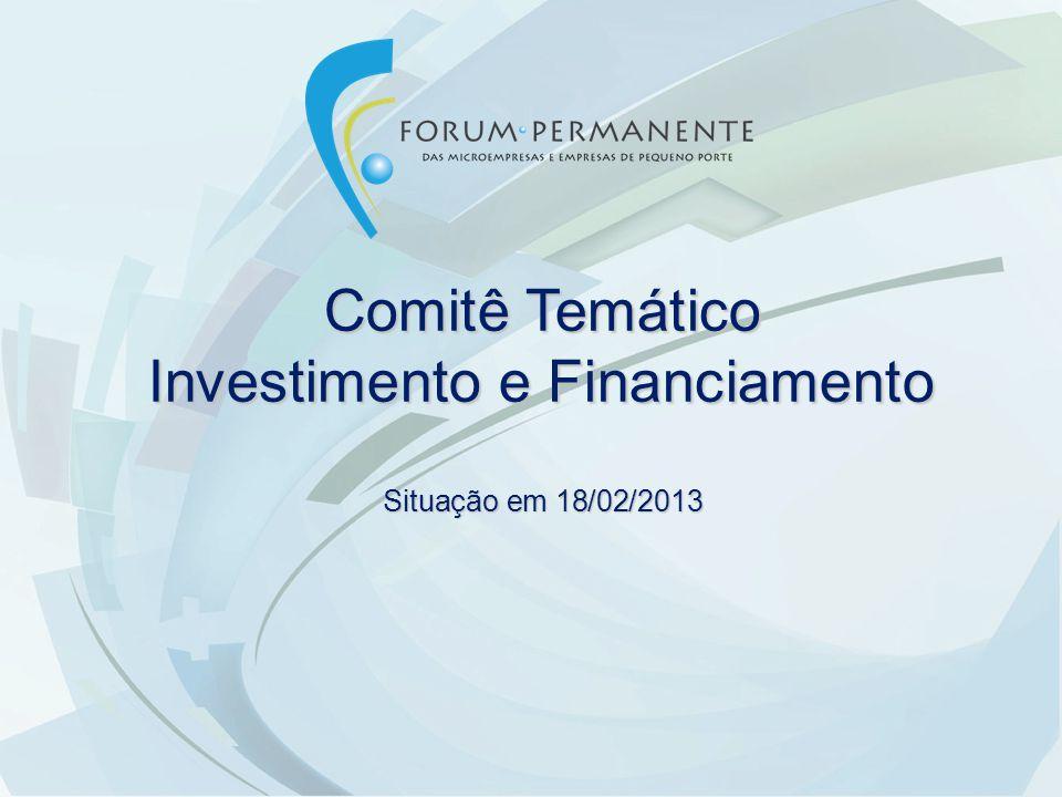 Investimento e Financiamento