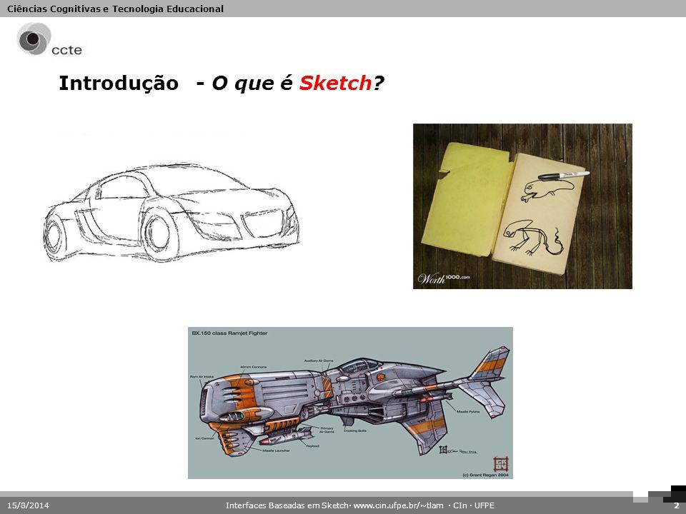 Introdução - O que é Sketch