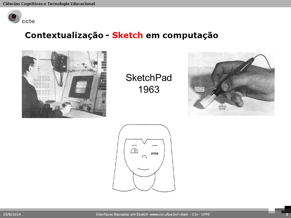 Contextualização - Sketch em computação
