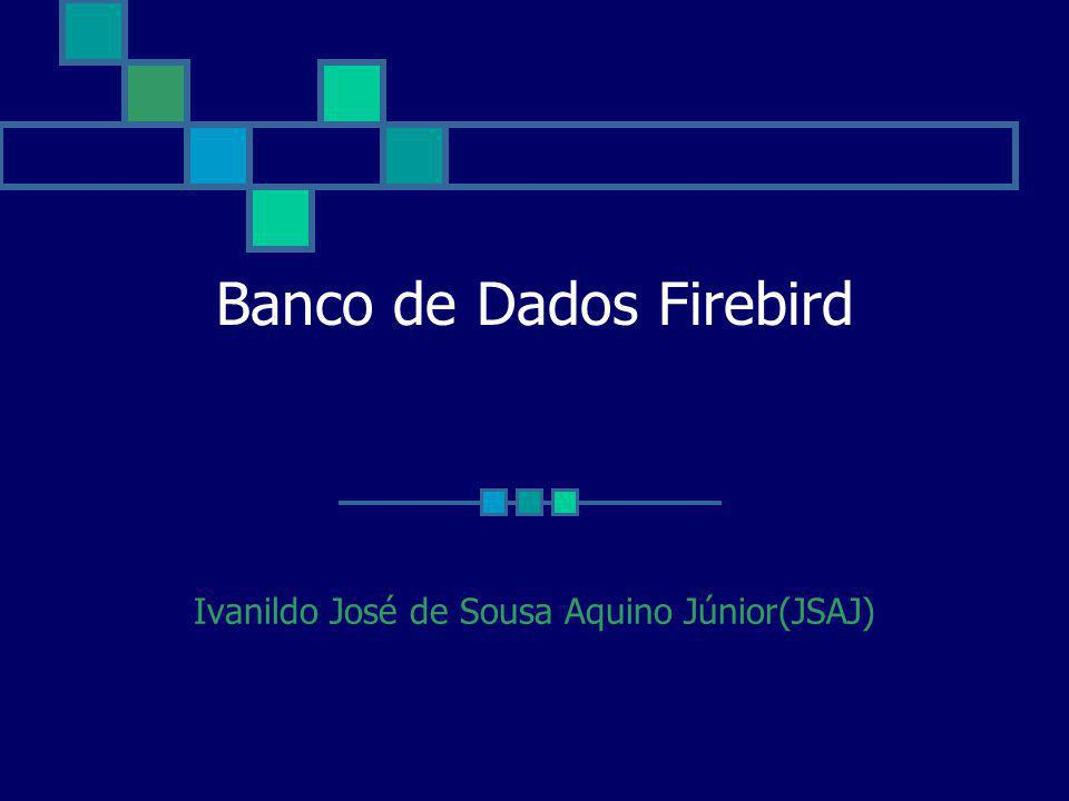 Banco de Dados Firebird
