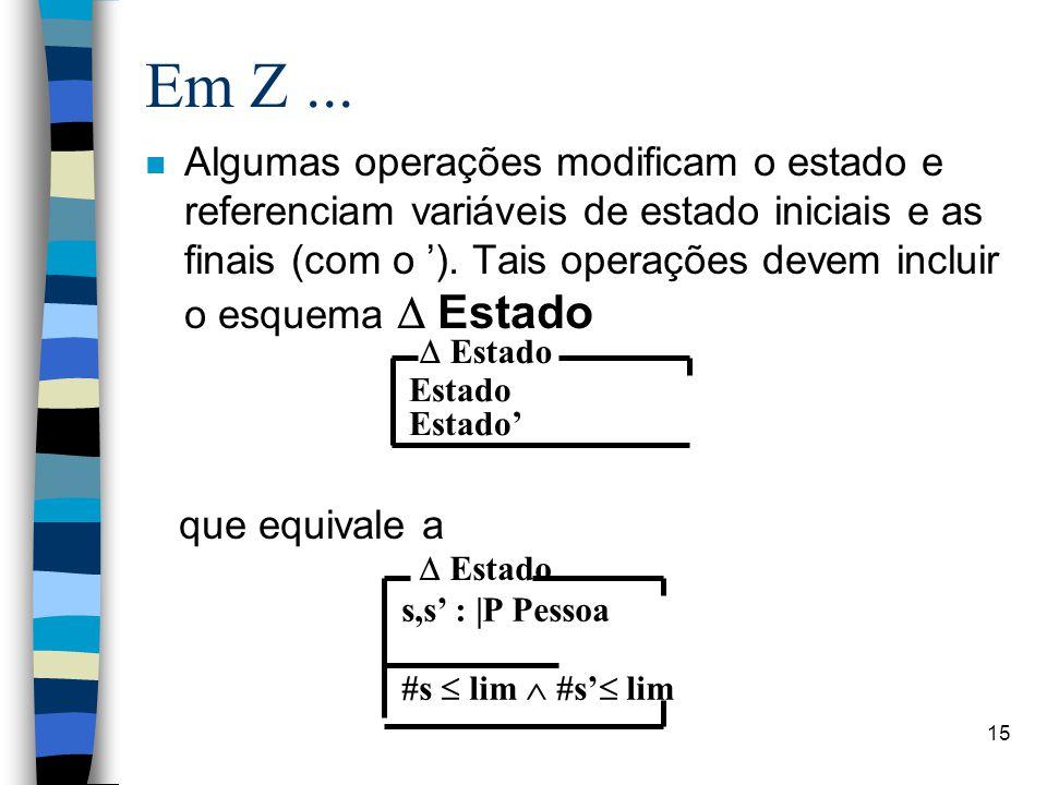 Em Z ...